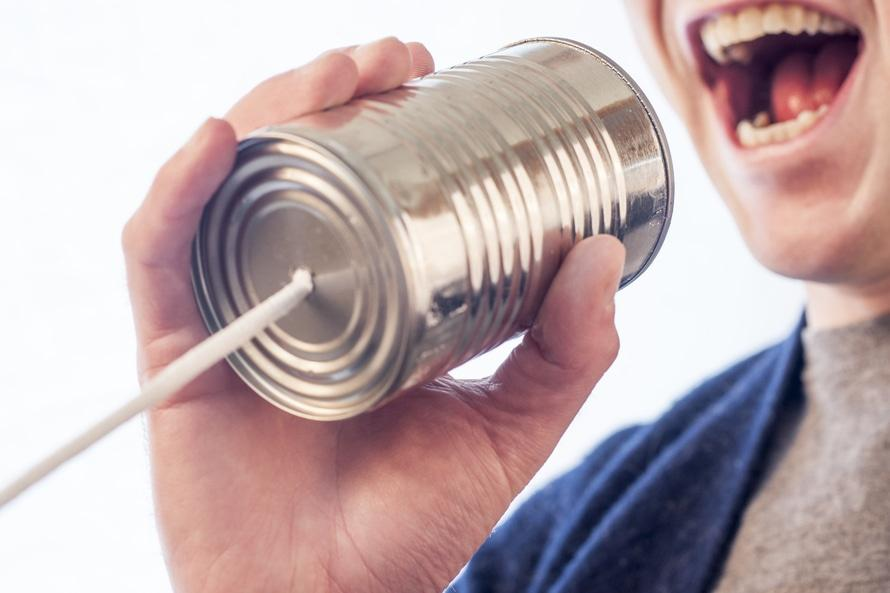 Long gone are the days of the tin can telephone! It's all about making viral videos now.