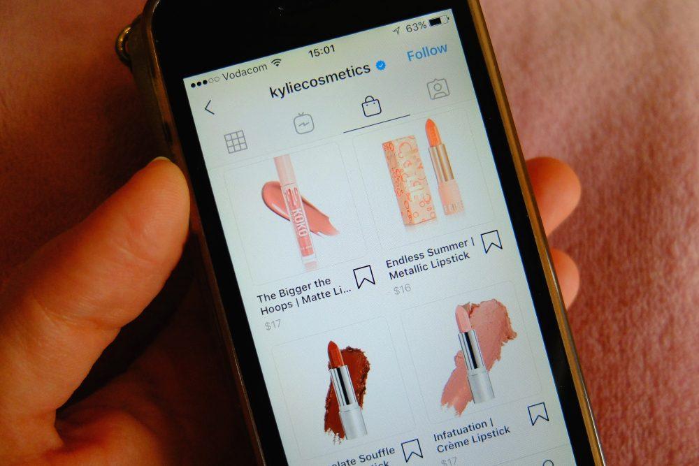 Video Shopping on Instagram